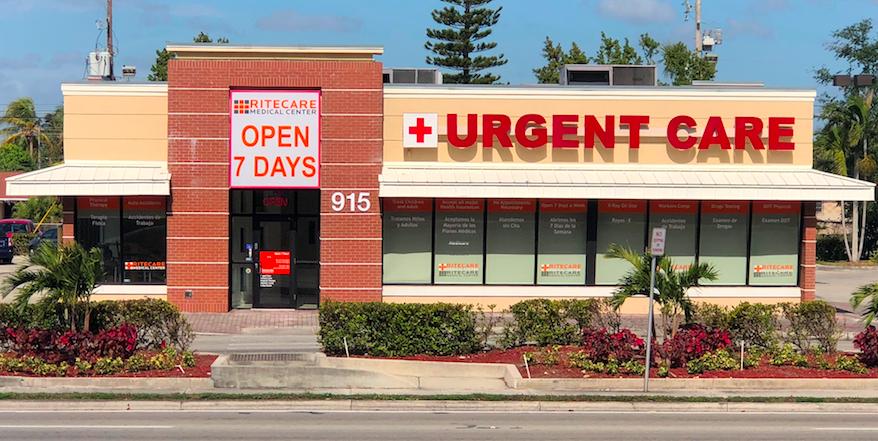 hialeah urgent care center