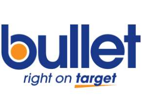 bullet - right on target