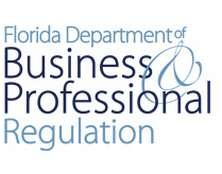 Florida Department of Business Professional Regulation