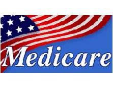 Medicare logo, medical center hialeah